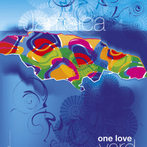 Jamaica One Love Yard | J.038