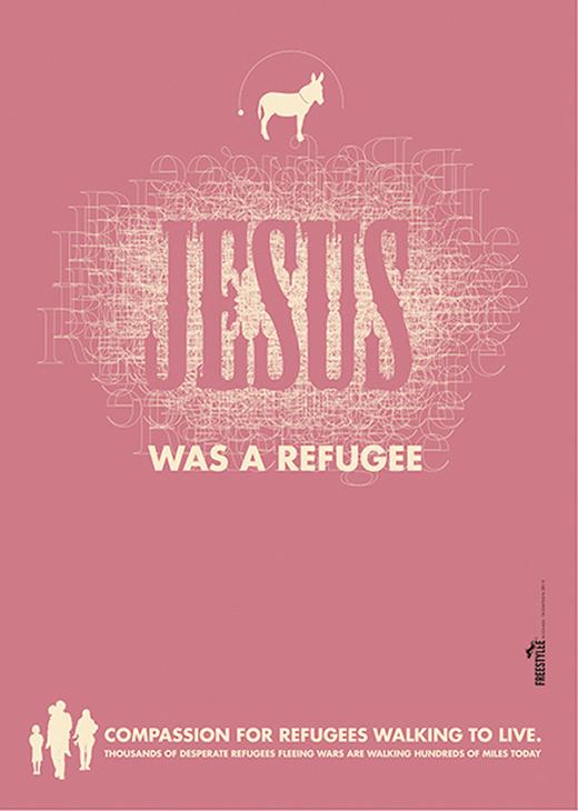 Jesus was a Refugee | I.103