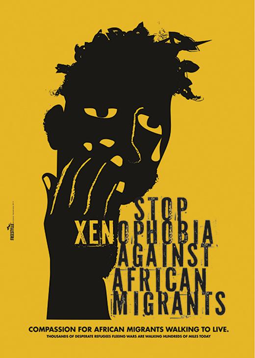African Migrant Xenophobia   I.105