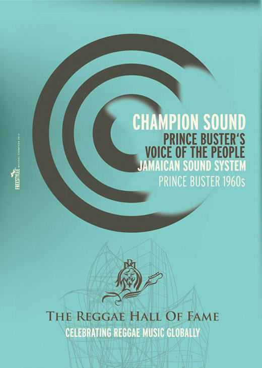 Champion Sound - Prince Buster | R.049