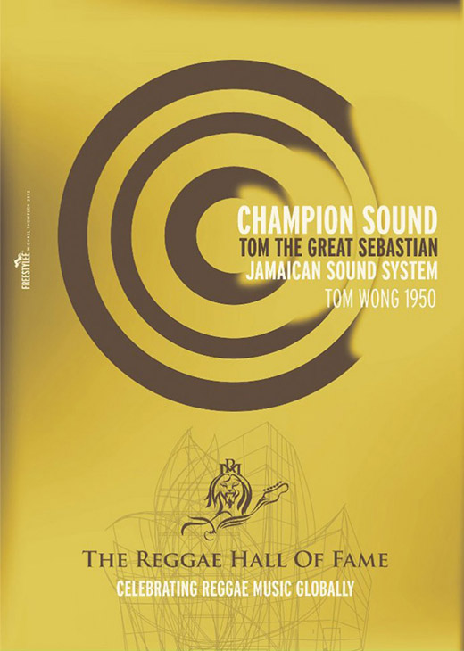 Champion Sound - Tom the Great Sebastian | R.048