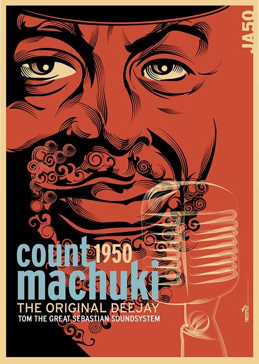 Count Machuki | R.018