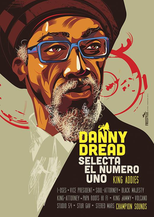Danny Dread | R.083
