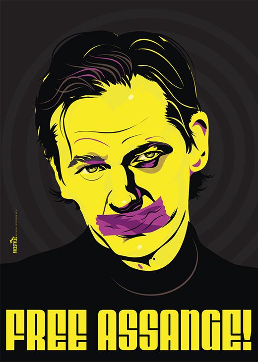 Free Assange | I.019