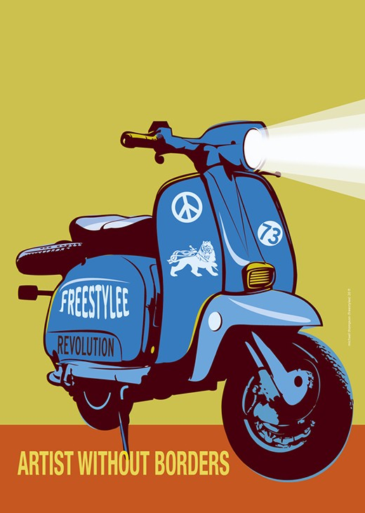 Freestylee Propaganda | Free.011