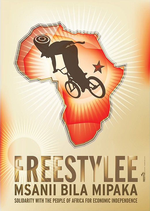 Freestylee in Africa | Free.008