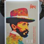 Haile Selassie I. Earthday | J.039