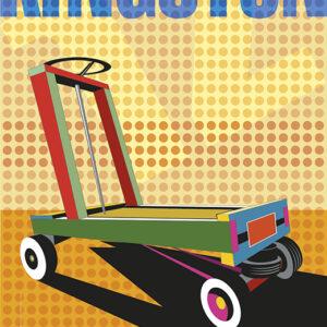 Hand Cart 1970 | J.055