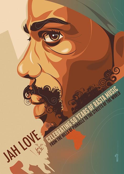 Jah Love | Rasta Music | JA.076