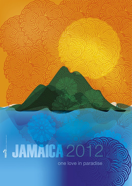 Jamaica 2012. One Love in Paradise | J.037