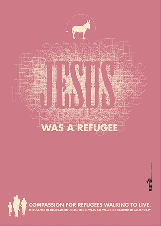 Jesus was a Refugee | I.103