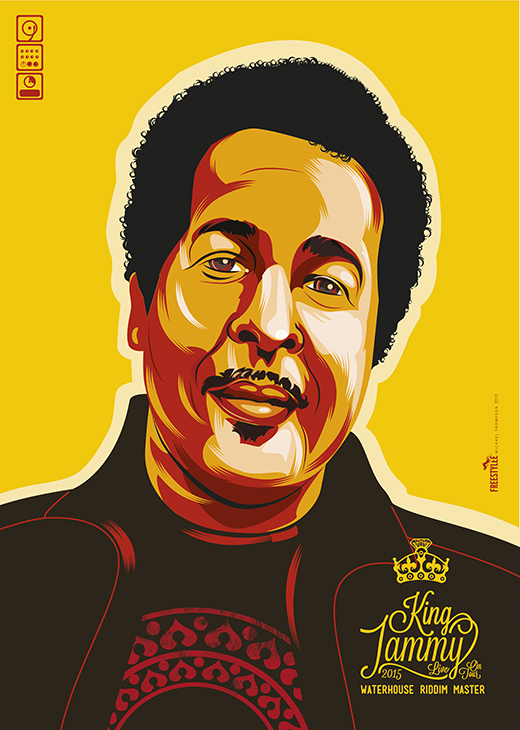 King Jammy | R.092