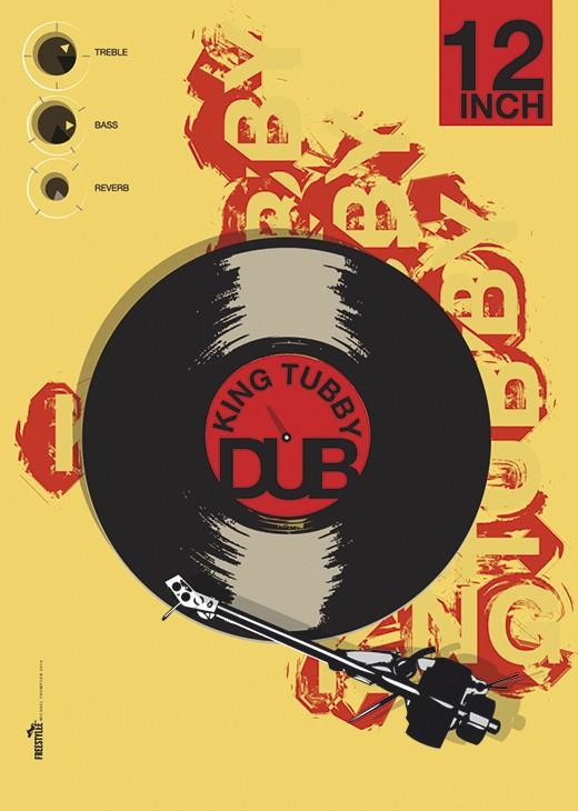 King Tubby Dub | R.014