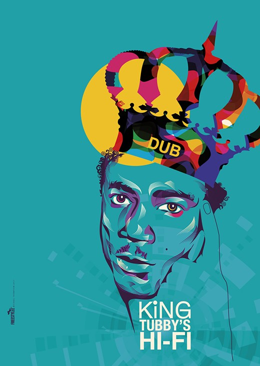 King Tubby's Hi-Fi | R.008