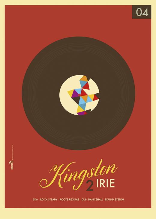 Kingston Irie | J.080