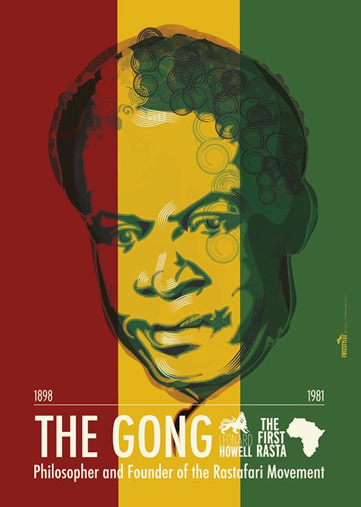 Leonard The Gong Howard   J.044