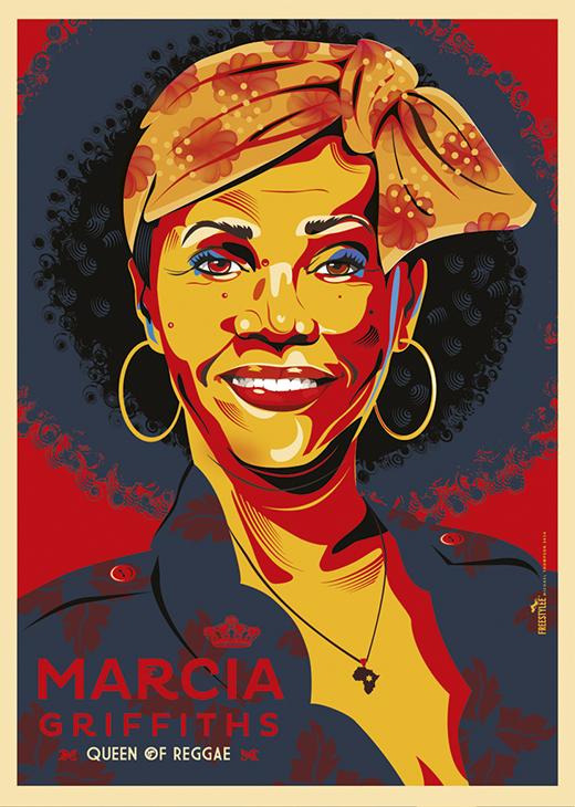 Marcia Griffiths | R.082