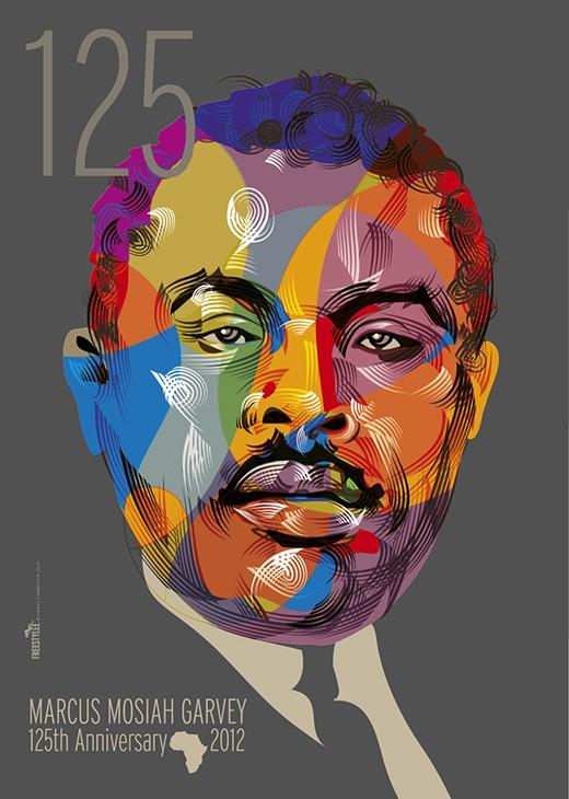 Marcus Mosiah Garvey   J.048