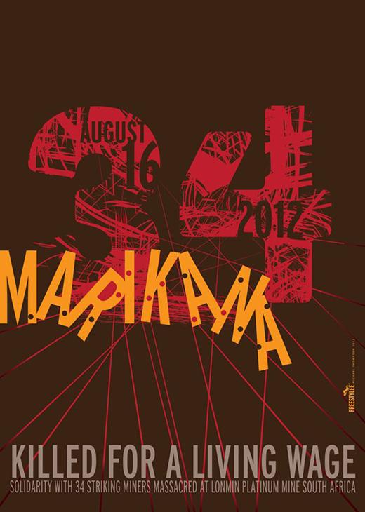 Marikana | Killed For A Living Wage | I.048