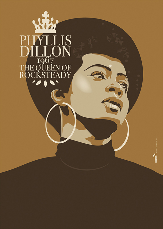 Phyllis Dillon | The Queen of Rocksteady | R.061