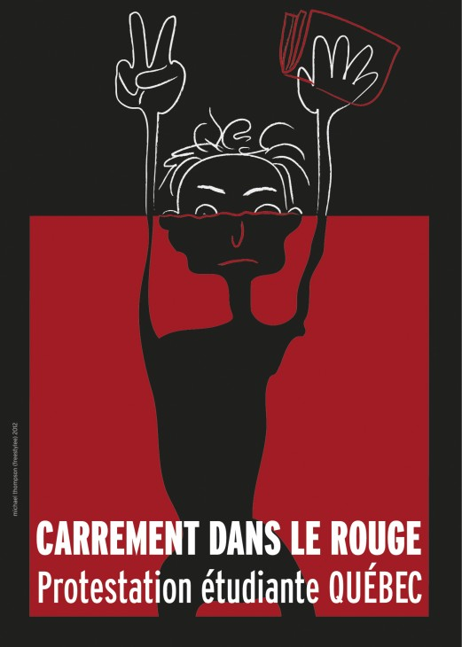 Quebec Protest   I.055