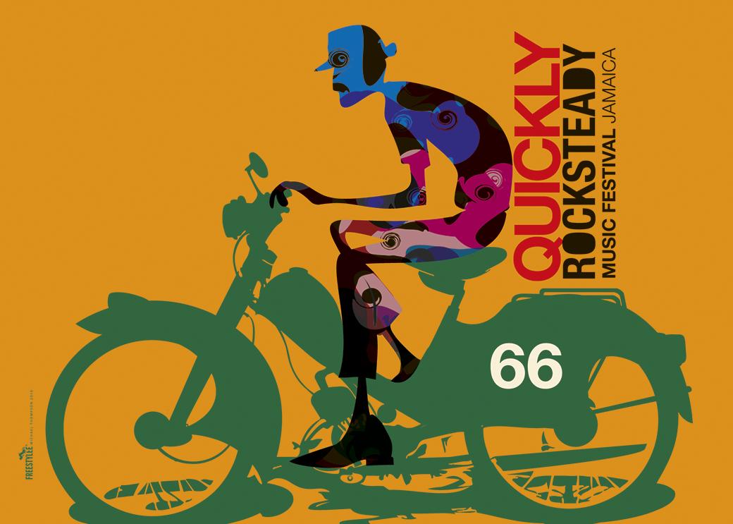 Quickly Rocksteady | R.032
