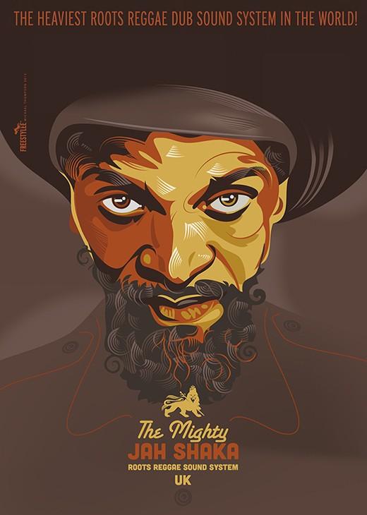 Jah Shaka Soundsystem | R.046