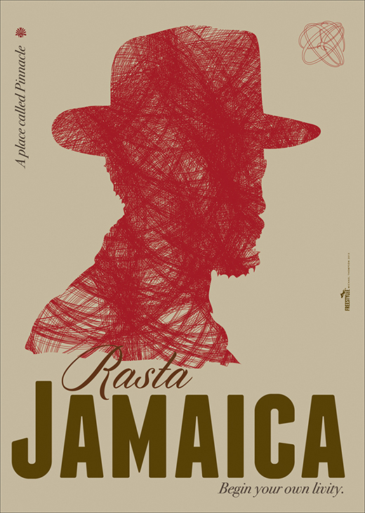 Rasta Jamaica Livity | R.078