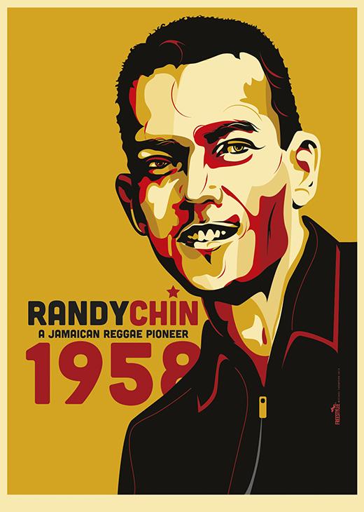 Randy Chin | 1958 | R.071