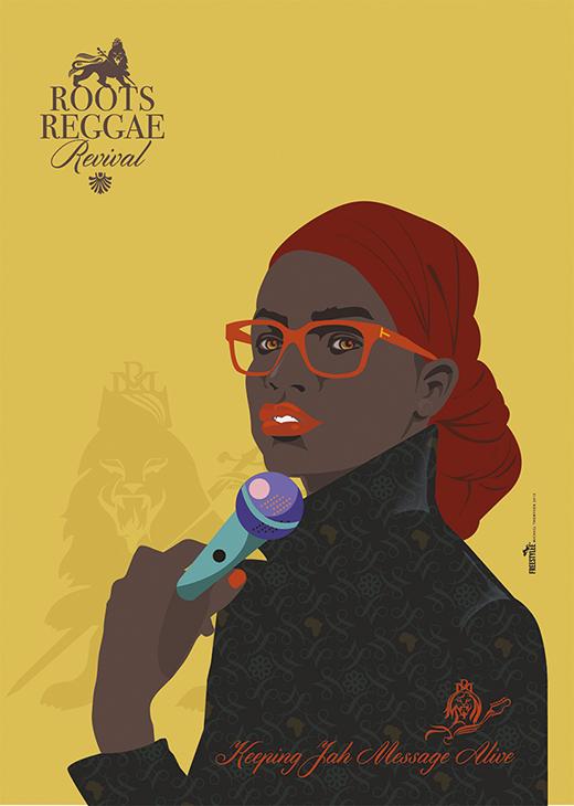 Rasta Reggae Revival | R.074