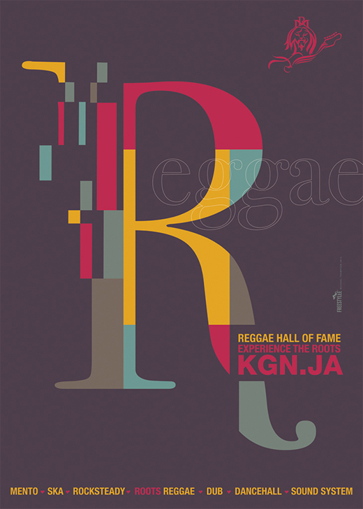 Reggae Hall of Fame, Kingston | RH.012