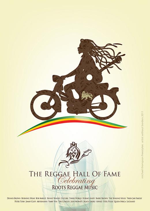 Reggae Hall of Fame Propaganda | RH.004