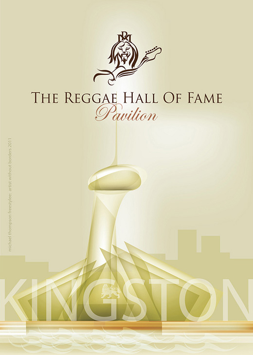 Reggae Hall of Fame Propaganda | RH.007
