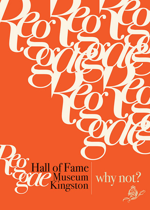 Reggae Hall of Fame | Why Not | RH.019