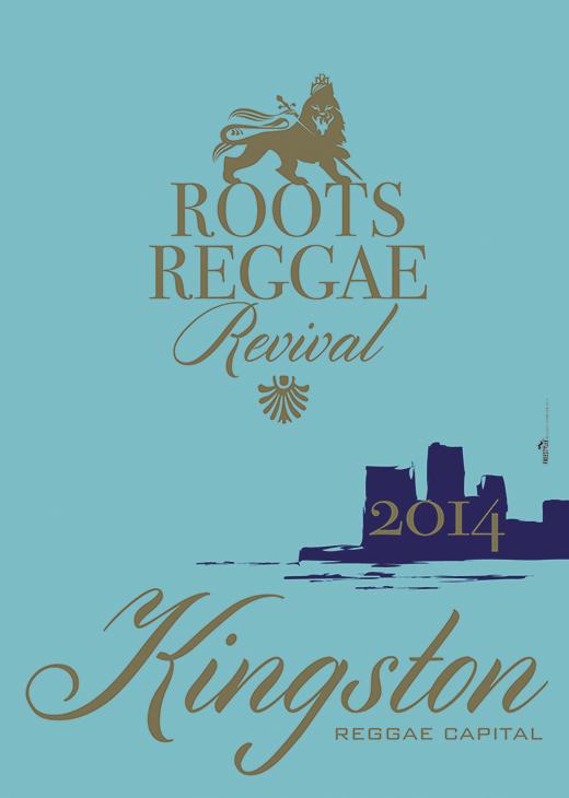Reggae Revival Kingston Reggae Capital | RH.020