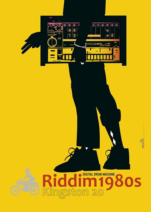 Riddim-1980s | R.004