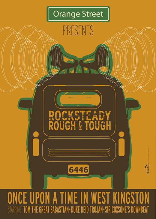 Rocksteady | R.035