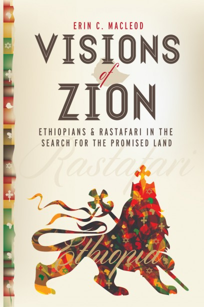 Visions of Zion - Book Cover Design