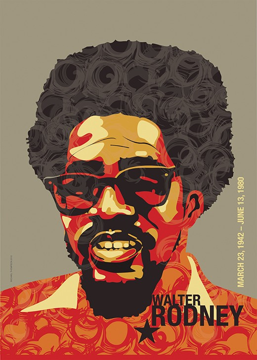 Walter Anthony Rodney | I.044